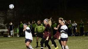 South Side plays Pittsford-Mendon in an NYSPHSAA Class