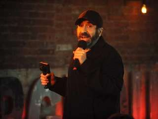 "Dave Attell in Comedy Central's ""Comedy Underground with"