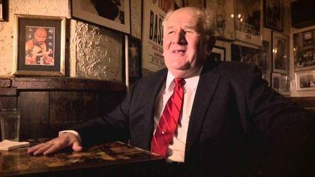 HBO analyst Harold Lederman.