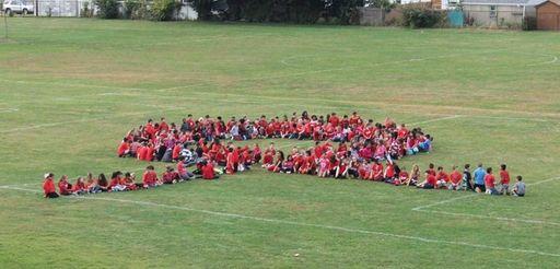In East Meadow, Meadowbrook Elementary School students recently