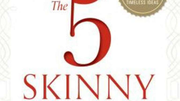 THE 5 SKINNY HABITS: How Ancient Wisdom Can