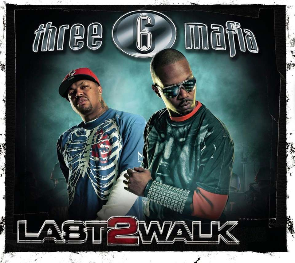The Memphis rap group Three 6 Mafia seemed
