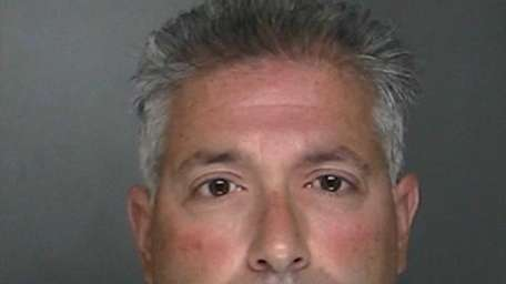 John Farina, 50, of Ronkonkoma, is charged with