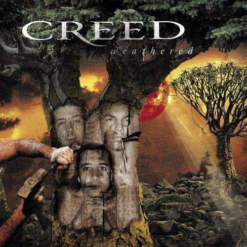 "Never mind that with ""Weathered,"" Creed's Scott Stapp"