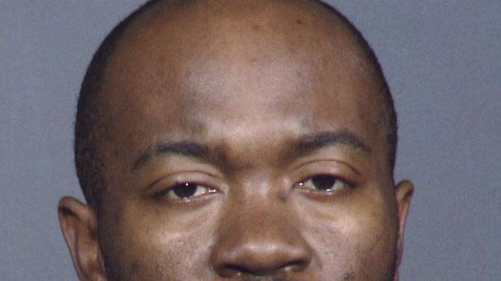 Kevin Darden, who police said was wanted for