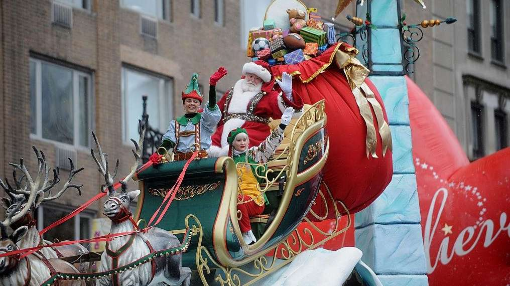 The Macy's Thanksgiving Day Parade turns 91 this