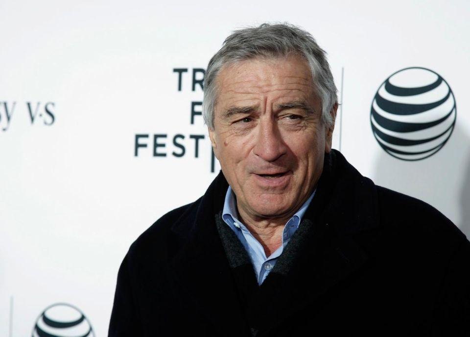 Tribeca Film Festival co-founder and actor Robert De