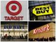 Black Friday store openings and closings.