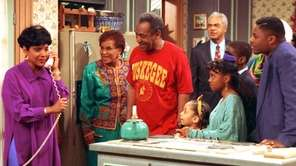 """The Cosby Show"" reruns have been dropped by"