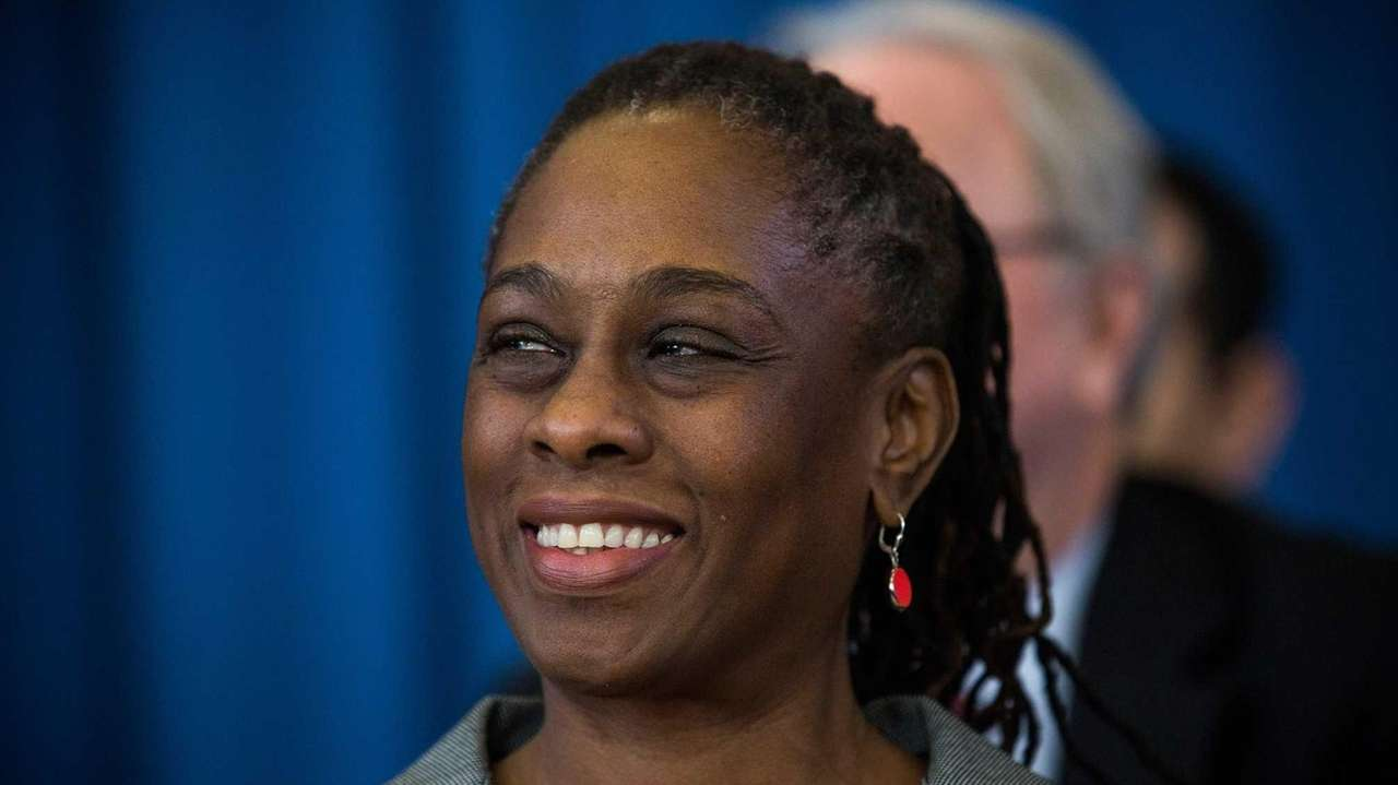 Chirlane McCray, wife of New York City Mayor