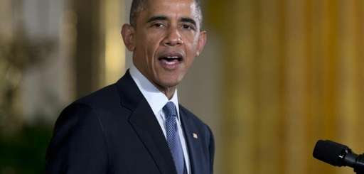 """President Barack Obama speaks during the """"ConnectED to"""