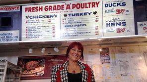 Merrill Zorn owns Zorn's in Bethpage, Nov. 14,