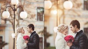 Style Me Pretty's Abby Larson talks winter wedding