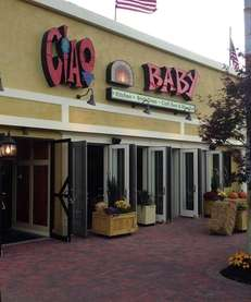 Ciao Baby in Massapequa has been remodeled inside