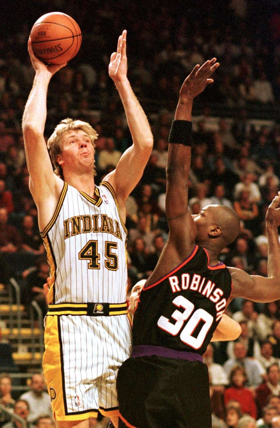 RIK SMITS, East Indiana Pacers The 1998 All-Star