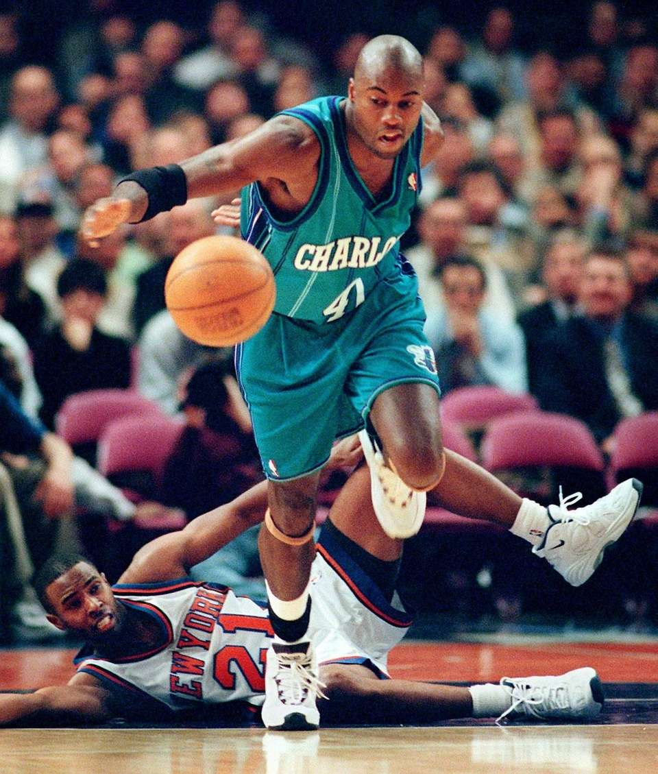 GLEN RICE, East Charlotte Hornets The 1998 All-Star