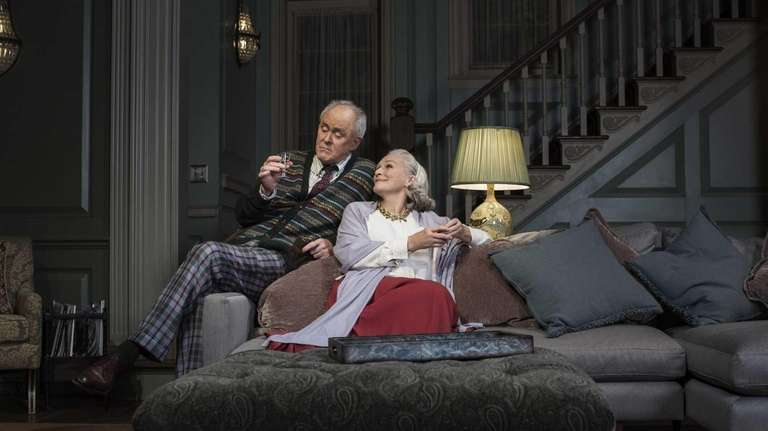 John Lithgow and Glenn Close in
