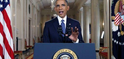 President Barack Obama announces executive actions on U.S.
