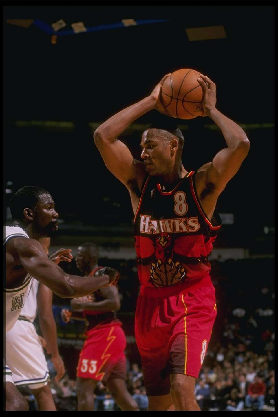 STEVE SMITH, East Atlanta Hawks The journeyman played