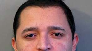 Francisco J. Palacios, 26, of West Hempstead, was