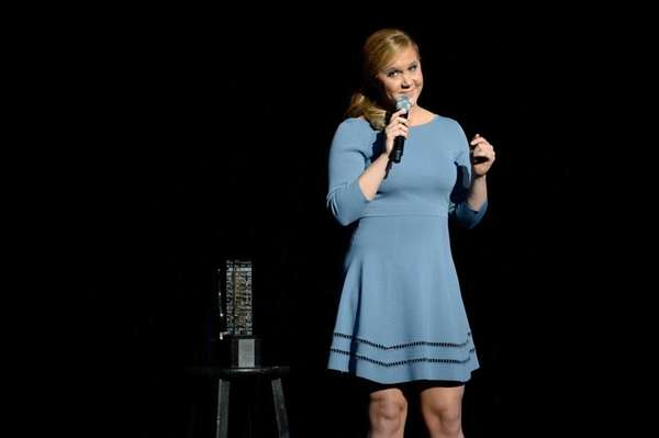 Amy Schumer's Backdoor Tour, presented live at the