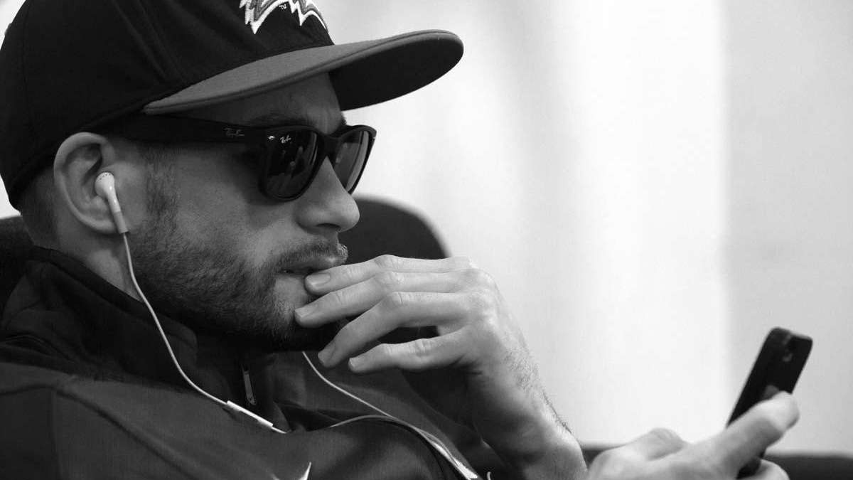 Behind the scenes with Chris Algieri