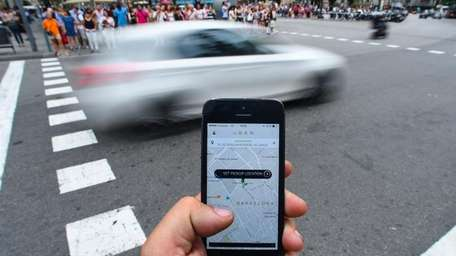 Uber announced a new cab-pooling program in New