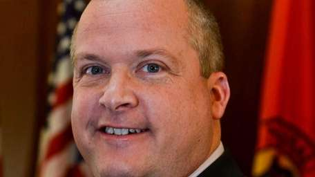 Rob Walker, Chief Deputy County Executive for Nassau