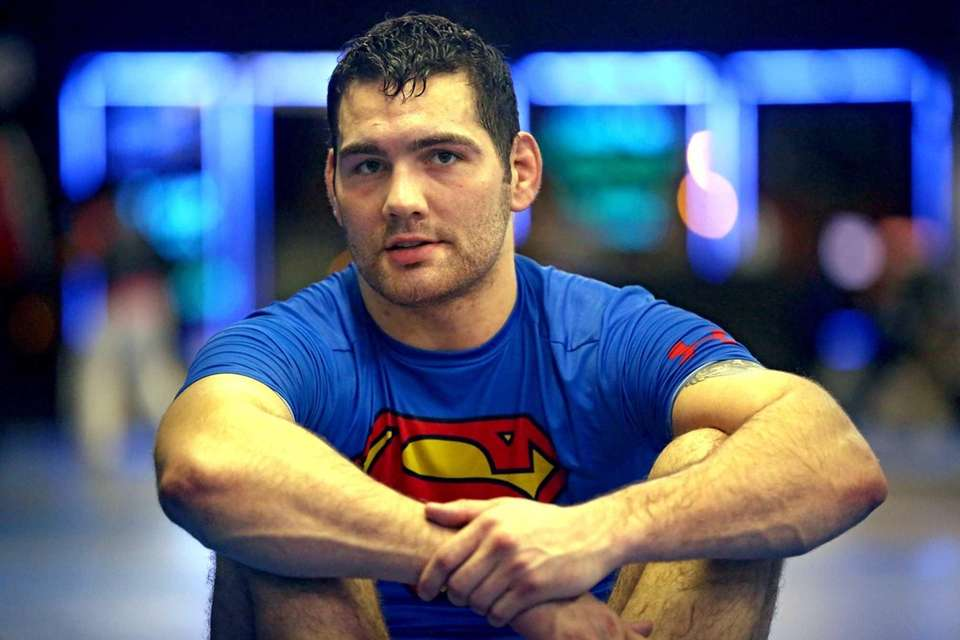 Baldwin native Chris Weidman is the undefeated UFC