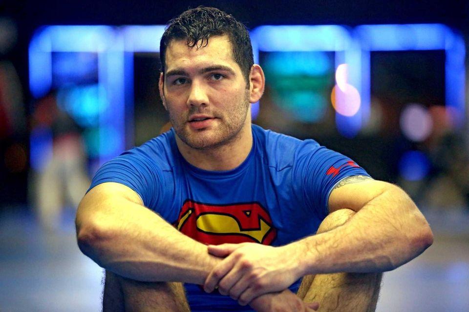 Baldwin native Chris Weidman is the undefeated UFC