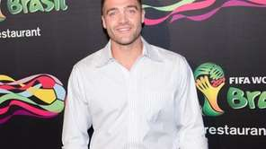 "Chris ""C.T."" Tamburello attends the 2014 FIFA World"
