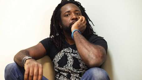 Marlon James, author of