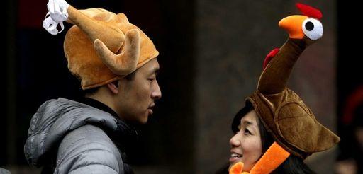 Tamari Hedani, right, and her boyfriend, Chris Chu,