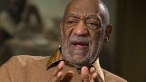 Bill Cosby gives an interview about the exhibit,
