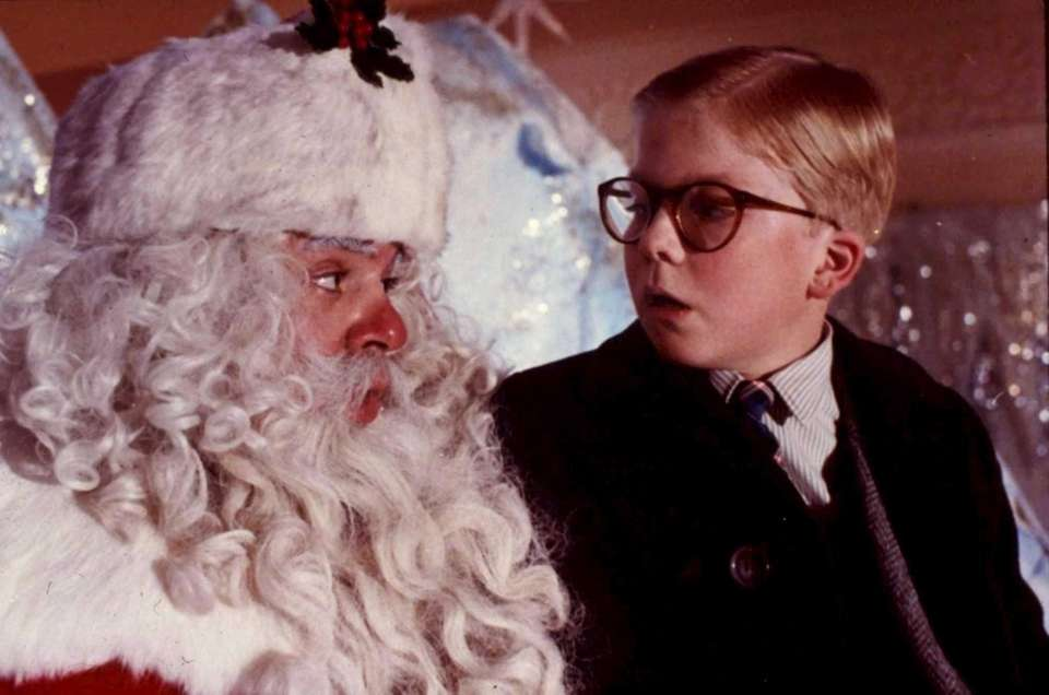 Will Ralphie Parker (Peter Billingsley) be gifted the