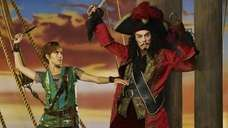 Allison Williams as Peter Pan, Christopher Walken as