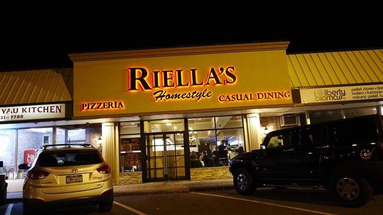 Riella's Homestyle restaurant in Levittown serves up Italian