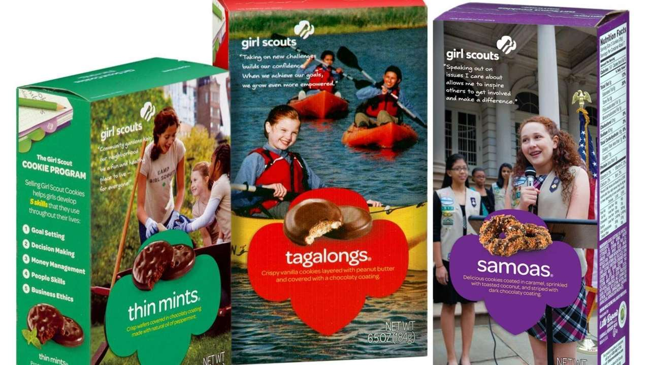 For the first time ever, Girl Scouts will