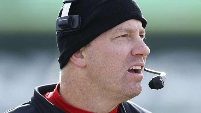 Head coach Jeff Brohm of the Western Kentucky