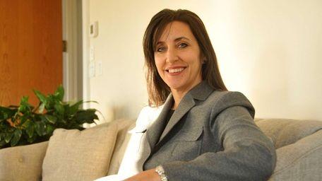 Janet Koch in her office on Nov. 18,
