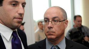 Thomas Stavola, 54, of Setauket, leaves State Supreme