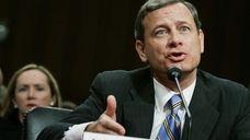 U.S. Supreme Court Chief Justice Nominee John Roberts