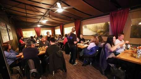 EAT Gastropub in Oceanside has an auxiliary dining