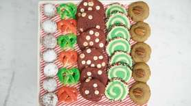 Holiday cookie recipes include chocolate and cinnamon Mexican