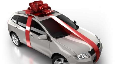 A new SUV for the holidays? What the