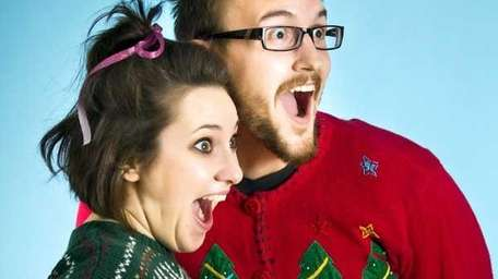 Wear your ugly Christmas sweater to a Long