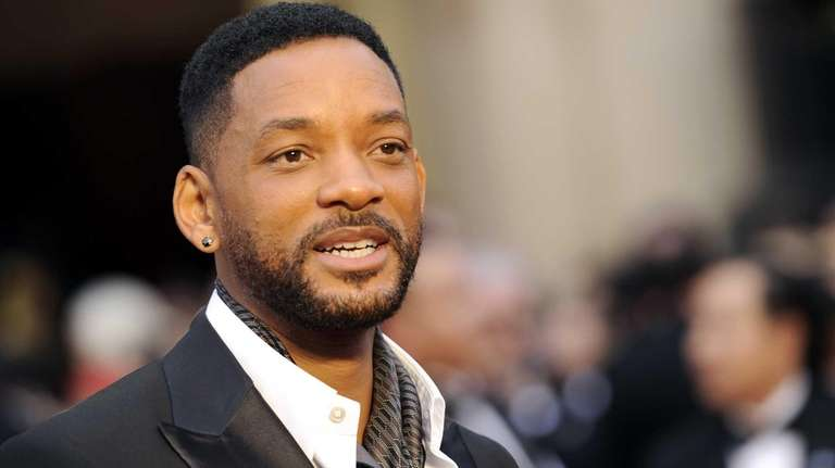 Will Smith arrives at the Oscars at the