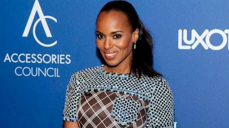 Kerry Washington attends the 2014 ACE Awards at