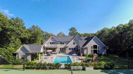This house in Quogue, on the market for