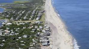 Owners of 41 oceanfront Fire Island homes slated